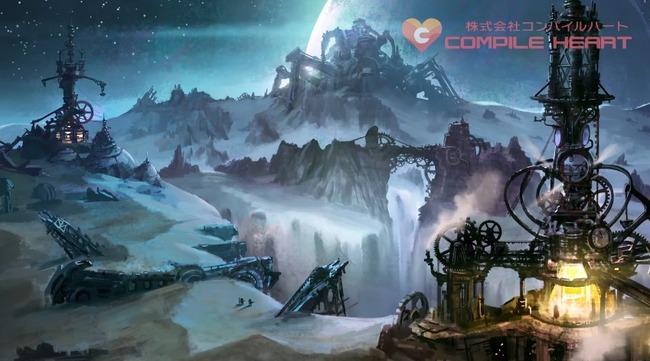 コンパイルハート 新作RPG 5タイトルに関連した画像-01