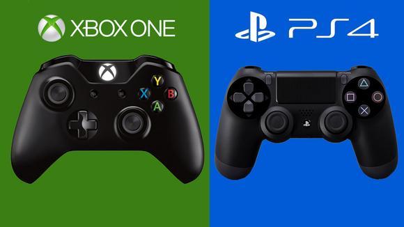 PS4 XboxOne ハード 売上 首位に関連した画像-01