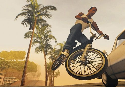 GTA SA グランドセフトオート サンアンドレアス PS3 リメイク 移植 ロックスターゲームスに関連した画像-03