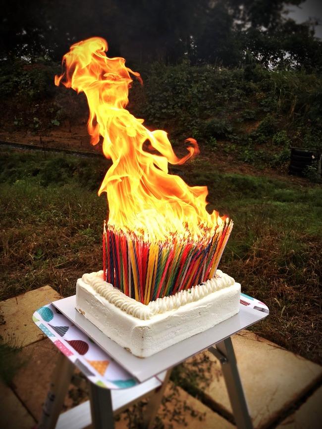 伊達政宗 ロウソク 本数 450本 火 誕生日 生誕に関連した画像-04