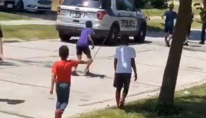 黒人 子供 警察 通報 神対応 アメフトに関連した画像-01