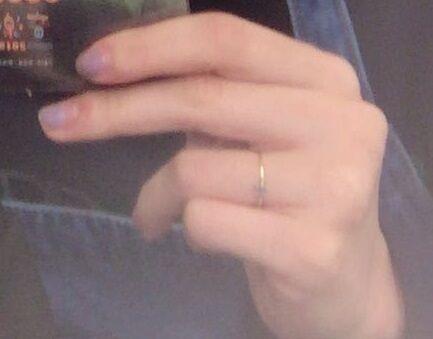 花守ゆみり 彼氏 指輪 結婚 疑惑 薬指に関連した画像-03