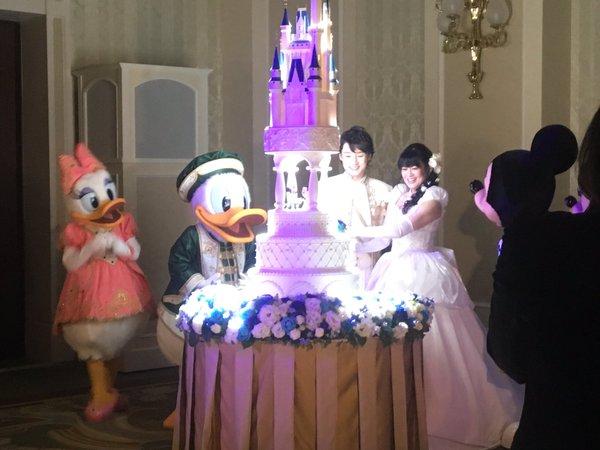 西又葵 結婚式 ディズニーランド シンデレラ城 イラストレーター 三宅淳一に関連した画像-33