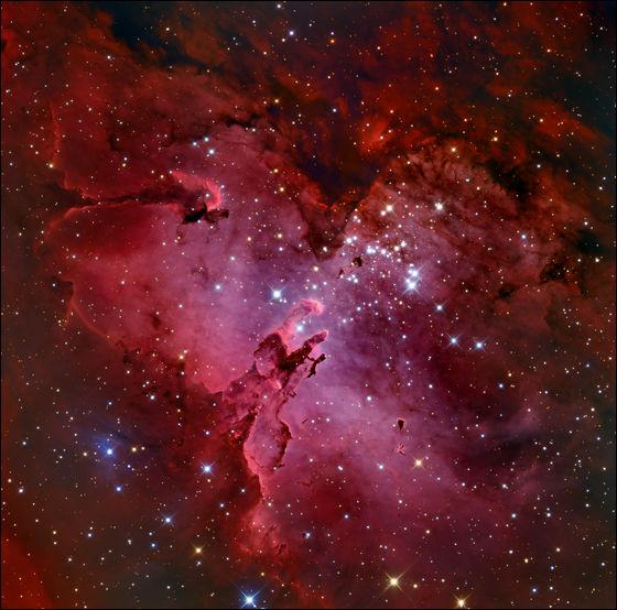 NASA 天地創造の柱に関連した画像-06