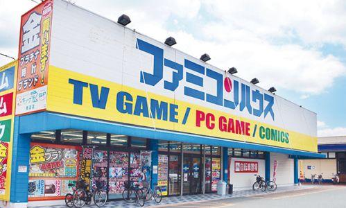 ゲームソフト 購入場所に関連した画像-01