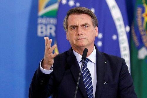 ブラジル大統領コロナ疑いに関連した画像-01