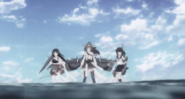 アニメ艦これ PVに関連した画像-02