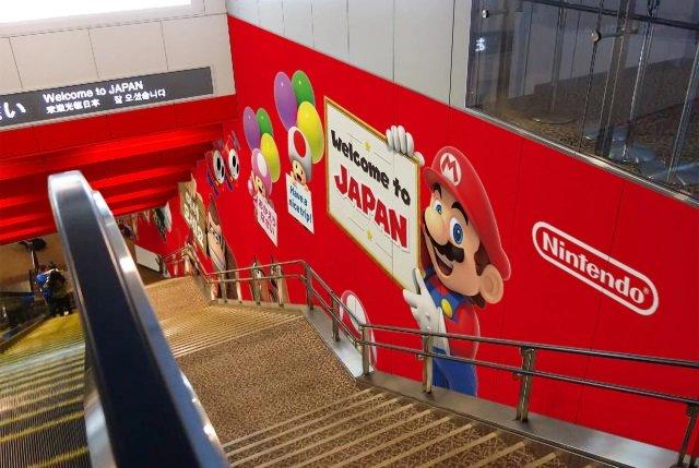 成田空港任天堂デザイン体験スペースに関連した画像-04