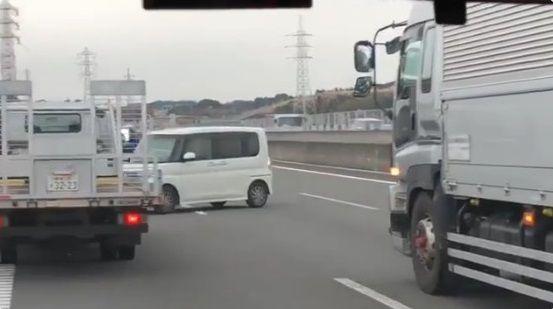 新東名 軽自動車 逆走に関連した画像-04