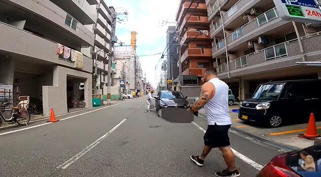 樋高リオ 煽り運転 プロボクサー 鉄パイプ ムキムキ チンピラに関連した画像-17