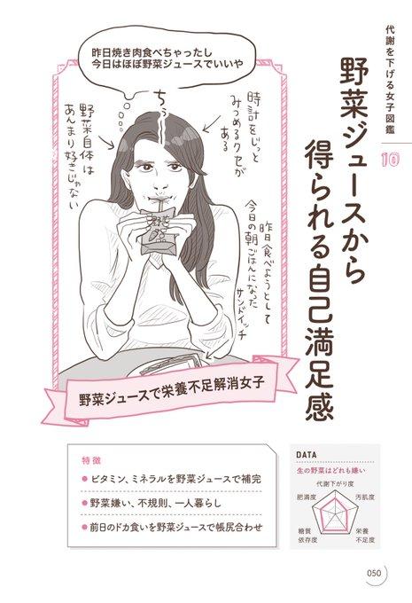 オトナ女子のための食べ方図鑑 ダイエットに関連した画像-05