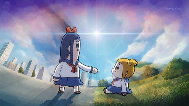 ポプテピピック 竹達彩奈 悠木碧 プチミレディに関連した画像-01