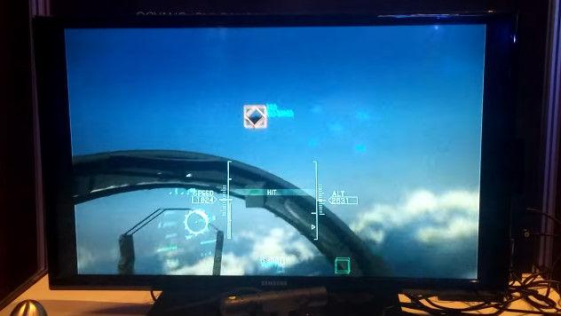 エースコンバット7 PSVR プレイ動画に関連した画像-10