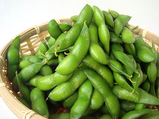 枝豆 Edamame スイス フランスに関連した画像-01