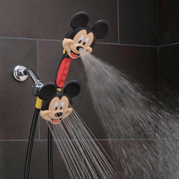 ミッキーマウス シャワーヘッドに関連した画像-02