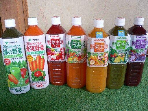 野菜ジュース 糖質に関連した画像-01
