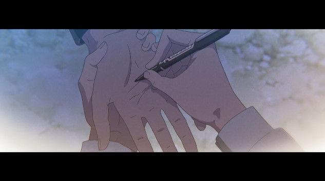 君の名は。 RADWIMPS スパークル DVD アニメMV ミュージックビデオに関連した画像-04