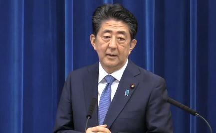 安倍首相 辞意 表明 記者会見に関連した画像-01