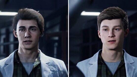 PS5スパイダーマン顔変更に関連した画像-01