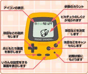 ポケットピカチュウ ポケモンGOに関連した画像-02