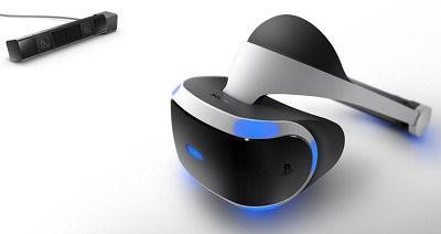 PS4 PSVR VR ソニー バーチャルリアリティに関連した画像-01