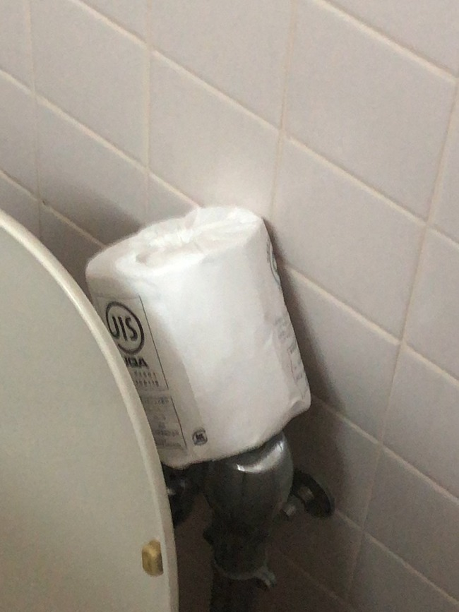 陰キャ 文化祭 トイレ ぼっちに関連した画像-03
