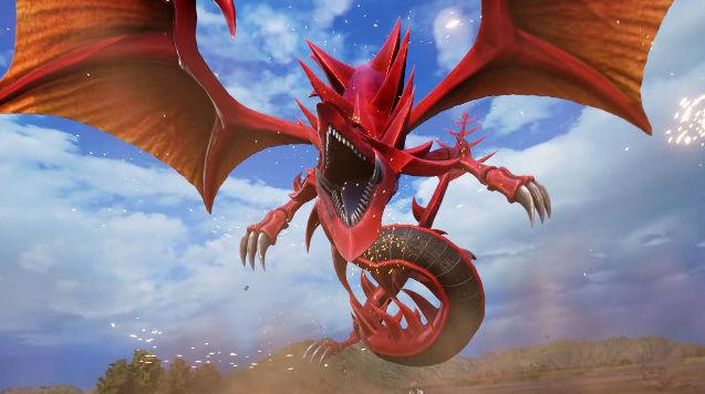 ジャンプフォース 遊戯王 武藤遊戯 ブラック・マジシャン オシリスの天空竜に関連した画像-05