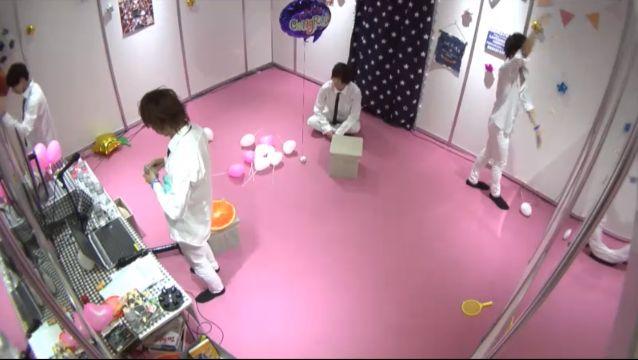 イケメン マジックミラー のぞき見部屋 ニコニコ超会議 ブースに関連した画像-07