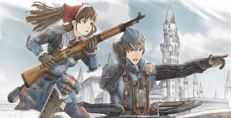 蒼き革命のヴァルキュリア 戦場のヴァルキュリア PS4に関連した画像-01