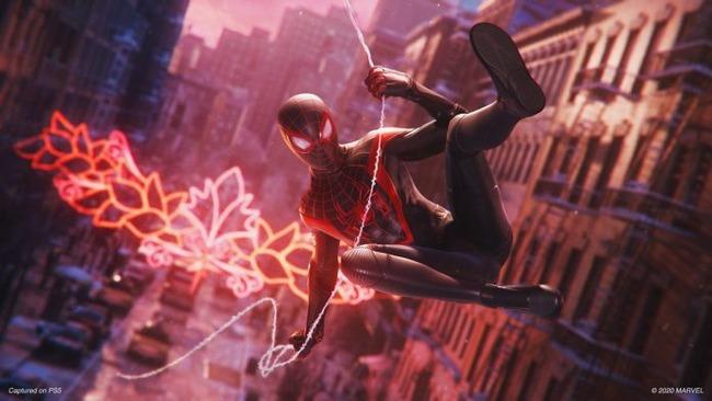 PS5 スパイダーマン マイルズ・モラレス 拡張版に関連した画像-01