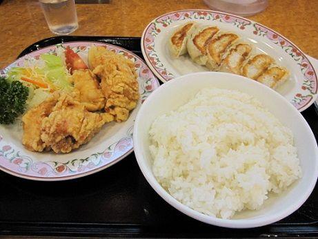 ローソン からあげクン 餃子の王将 餃子味 コラボに関連した画像-01
