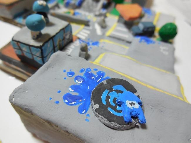 小学生 夏休み 自由研究 スプラトゥーン2 ステージ バッテラストリートに関連した画像-02