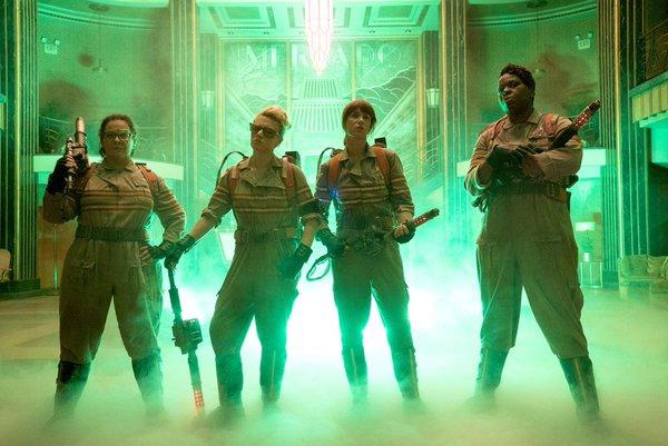 映画 最新作 ゴーストバスターズ 公開 8月19日 幽霊退治 メンバー 屈強 女性に関連した画像-04