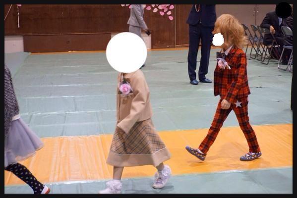 ギャル ホスト 小学生 入学式に関連した画像-05