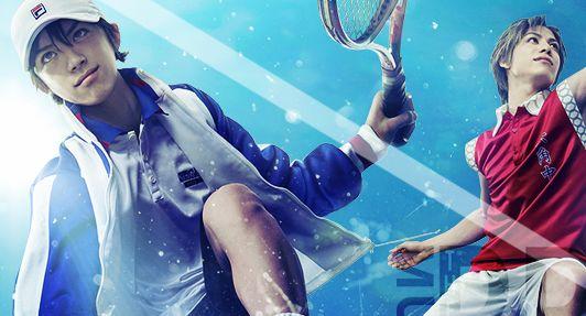 【悲報】ミュージカル『テニスの王子様』で客が流血!あの大技でラケットがすっぽ抜けて客席に…
