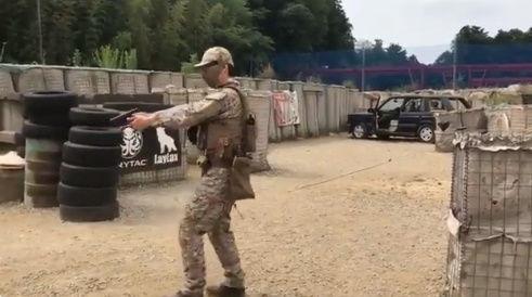 ナイフ 銃 近距離 刃物 サバゲーに関連した画像-18