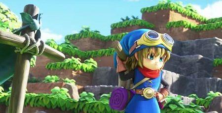 ドラゴンクエストビルダーズ 3DS版に関連した画像-01