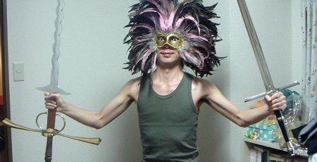 岸田メル FGO Fate ダヴィンチ マスカレイド伯爵 マスカレイド仮面 グランドオーダーに関連した画像-01