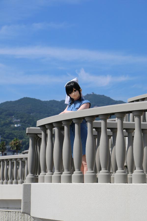 着ぐるみ 愛花 熱海 旅行に関連した画像-02