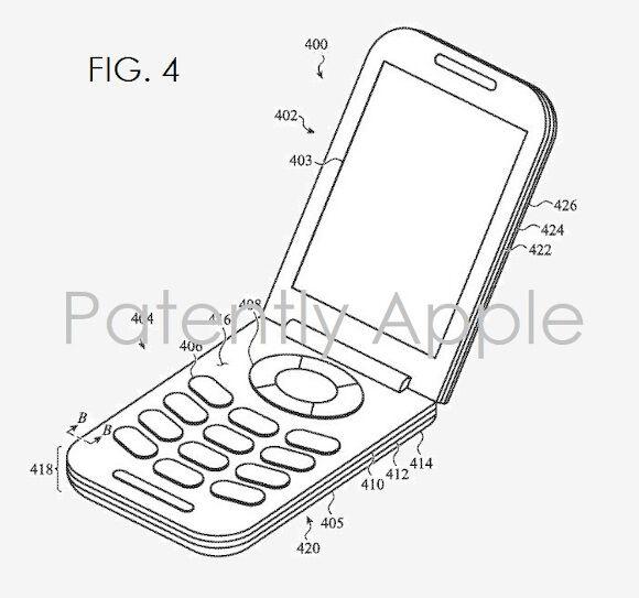 Appleガラケー特許取得に関連した画像-03