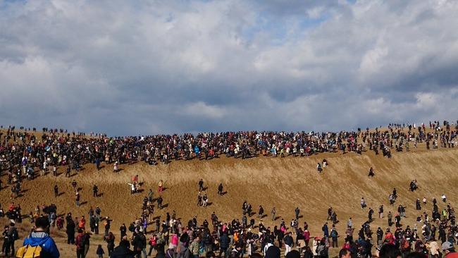 鳥取砂丘 ポケモンGO 人数に関連した画像-08