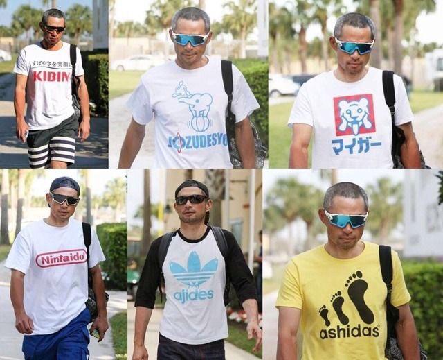 イチロー Tシャツ ネタに関連した画像-08