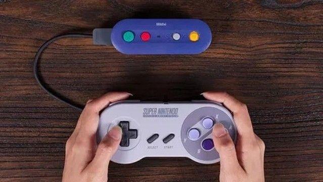 ゲームキューブ コントローラー ワイヤレス GBrosに関連した画像-04