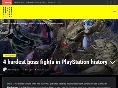 プレイステーション PS4 PS3 PS2 ボスに関連した画像-02