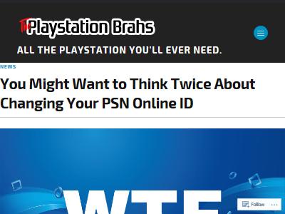 PSN ID 変更 プレイステーションネットワーク オンラインIDに関連した画像-02