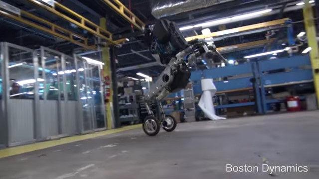 ボストン・ダイナミクス ロボット 2足歩行に関連した画像-02