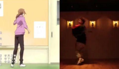星合の空 ED ダンス 踊り手 めろちん ダンサー パクリ 疑惑に関連した画像-04