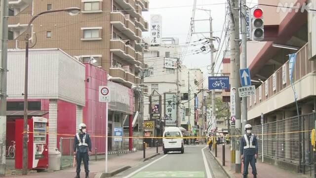 福岡 立てこもり 飲食店に関連した画像-01