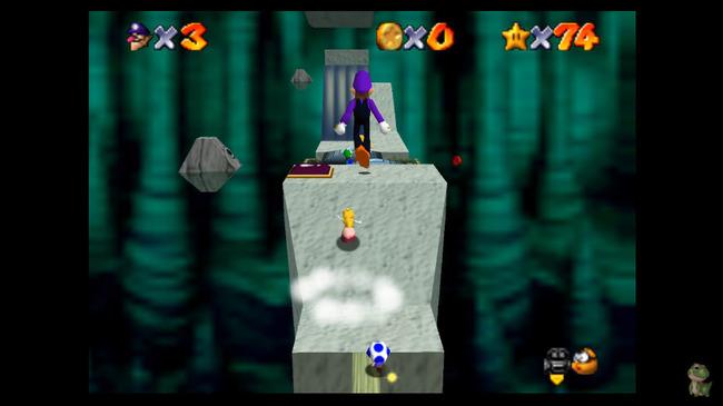 スーパーマリオ64 オンライン 非公認 無許可 Modに関連した画像-05