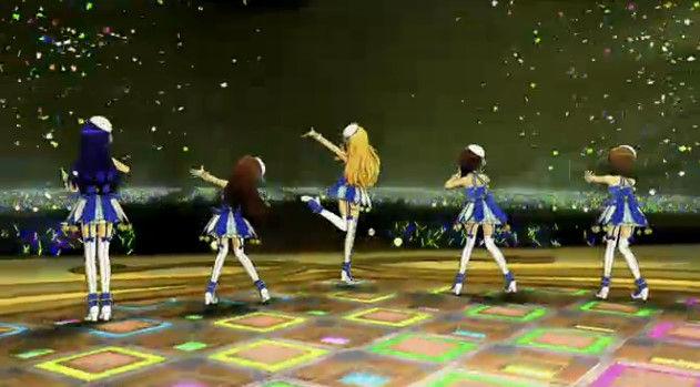 アイドルマスター プラチナスターズ PV PS4に関連した画像-19